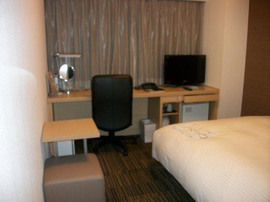 Daiwa Roynet Hotel Sendai : room
