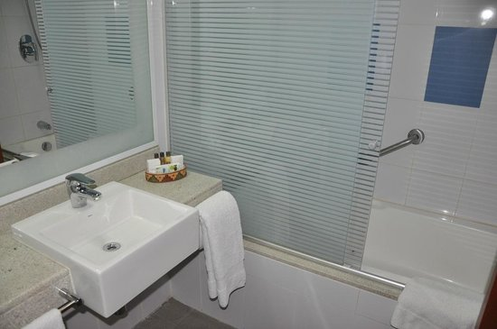Novotel Cusco: Bathroom