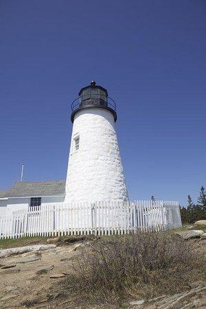 Pemaquid Point Lighthouse: Pemaquid Lighthouse, Bristol, ME
