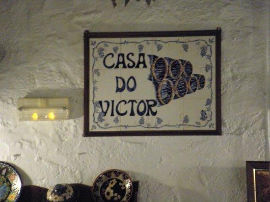 Logotipo do Casa do Victor