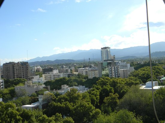 Premium Tower Suites Mendoza: Vista