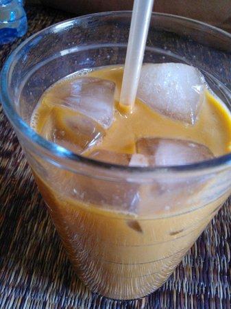 Comida Thai : te chai helado