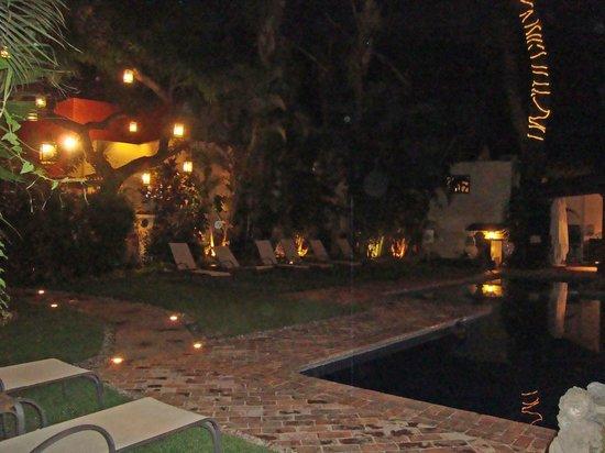 Hotel Casa Colonial: Vista de la terraza