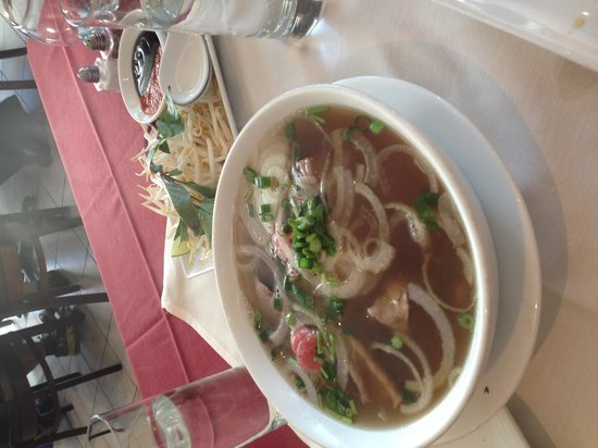 Saigon Spring Vietnamese Restaurant: Pho Bo
