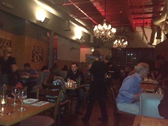 Lido Restaurant : restaurant