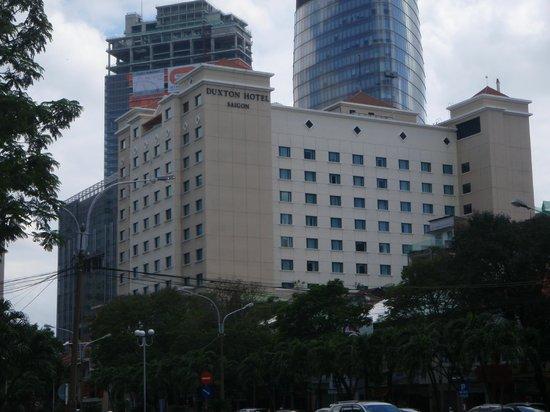 Saigon Prince Hotel: Hotel Exterior