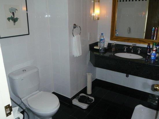 Saigon Prince Hotel: Our Bathroom