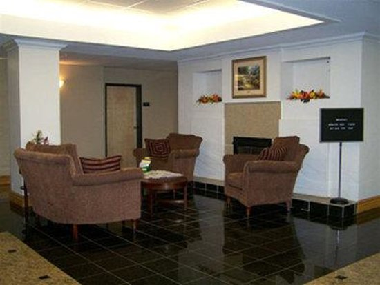 BEST WESTERN North East Inn: Lobby