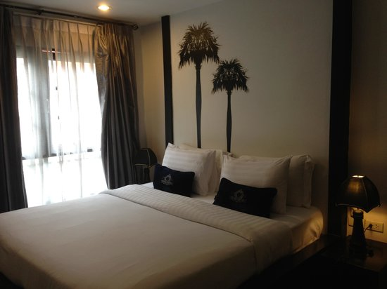 Aspira Davinci Sukhumvit 31: Nice and comparable bed