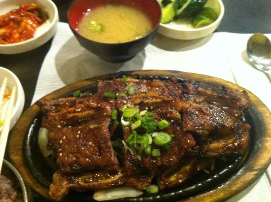 So Gong Dong Tofu House : main