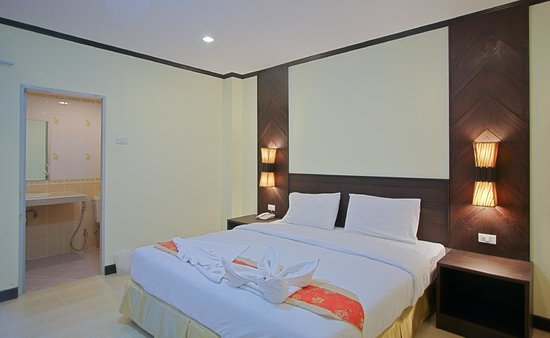 Absolute Guesthouse : Deluxe room