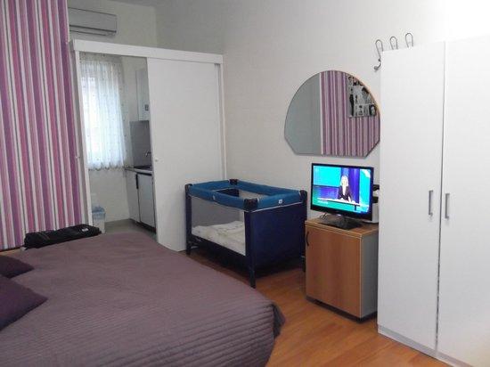 B&B VIVA Pompei : номер отеля