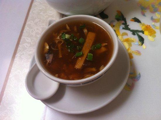 Szechwan Cafe: スープ