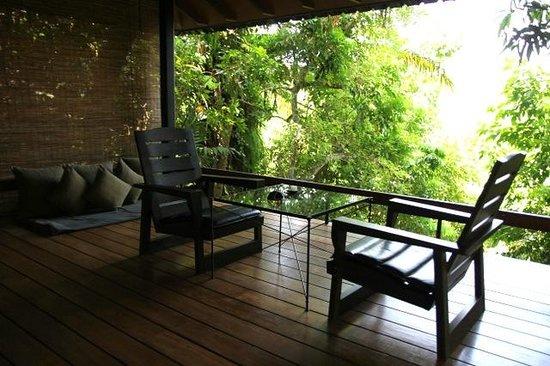 Jetwing Kurulubedda: Balcony Pic 2