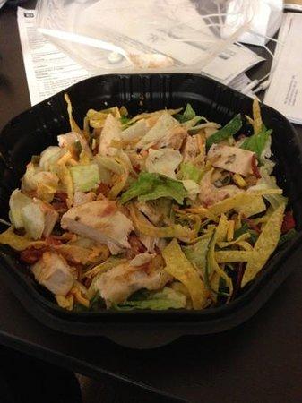 Boston Pizza: Santa Fe chicken salad!