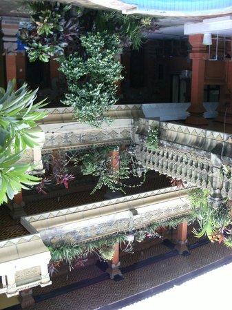 Hotel Lumbung Sari: Hotel grounds