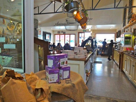 Salute Taupo Cafe & Deli: Salute - delicious Italian food in this deli in Taupo