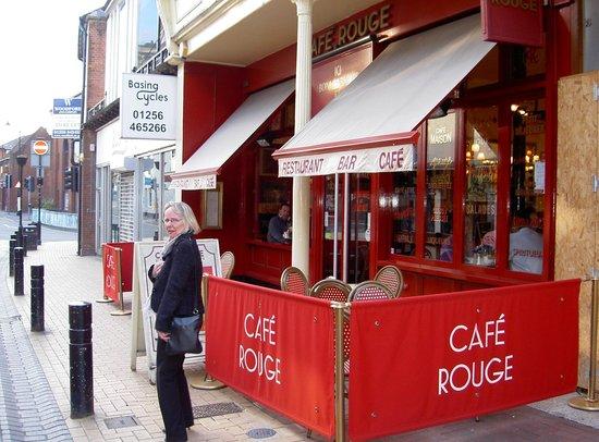 Cafe Rouge - Basingstoke: Cafe Rouge Basingstoke