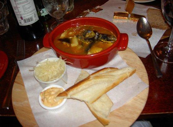 Cafe Rouge - Basingstoke: Bouillabaisse