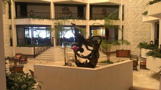 Siam Bayshore: Hotel Foyer Area