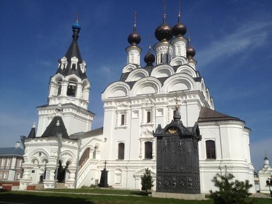 The Monastery of the Annunciation: Добавить подпись