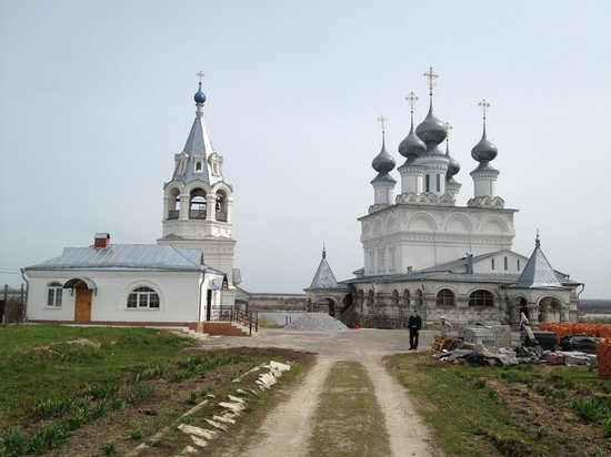 ‪Resurrection Monastery‬