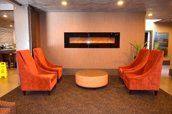 La Quinta Inn & Suites Seattle Downtown: Lobby.
