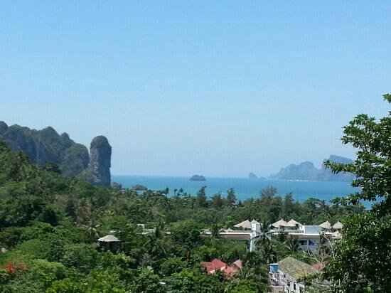 Vogue Resort & Spa Ao Nang: good morning thailand!!