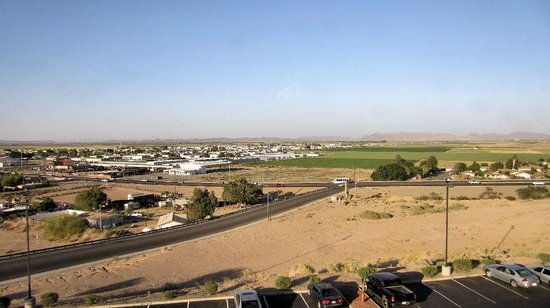 Holiday Inn Yuma: View