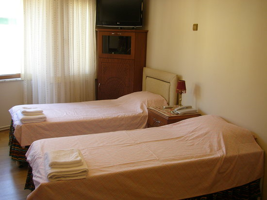 Şah Otel Apartment: Singel Beds