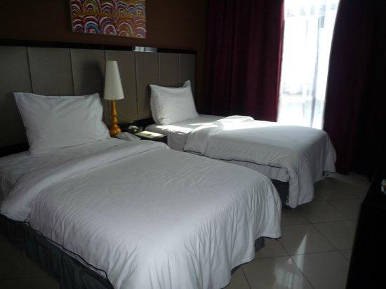 City Stay Hotel Apartment: una camera da letto