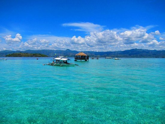 how to go to manjuyod sandbar from dumaguete city