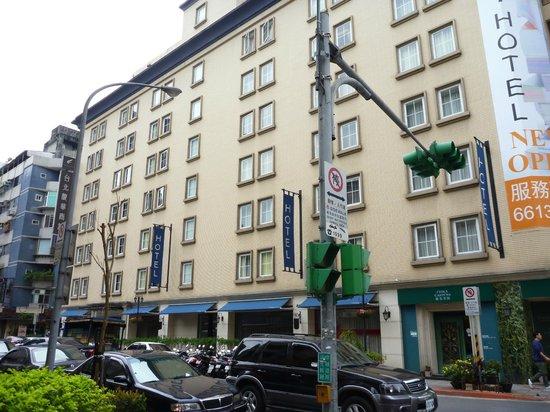 Forward Hotel - Songjiang: 外観