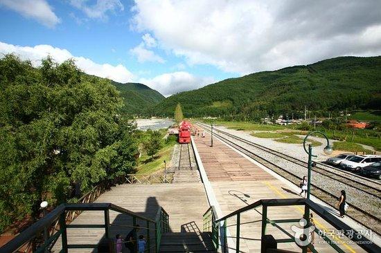 Jeongseon-gun, Sør-Korea: Jeongseon rail