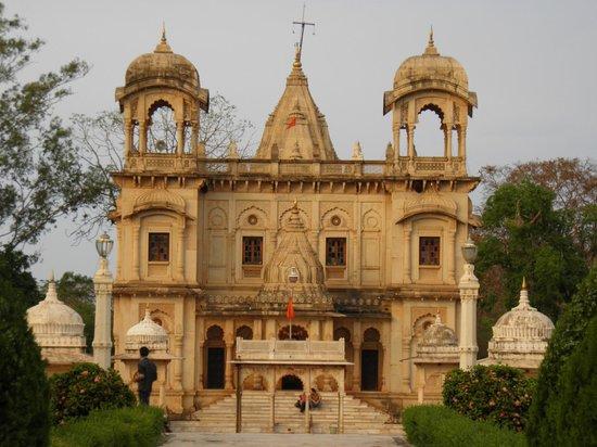 Chhatris: 1st Chhatri