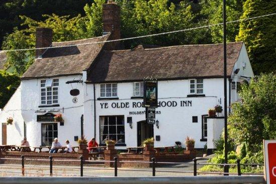 Ye Olde Robin Hood Inn: Ye old Robin Hood