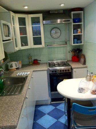 Arcadia Oktogon Flat: cucina