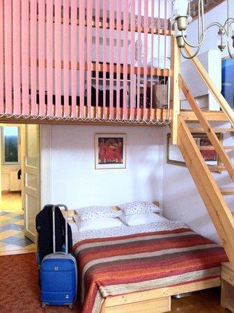 Arcadia Oktogon Flat: camera da letto 1