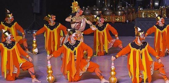 Yakarta, Indonesia: Ramayana show