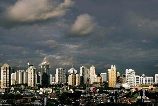 Yakarta, Indonesia: Skyline