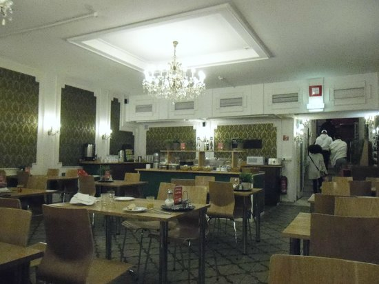 SMARTY Cologne City Center Hotel | Hostel | Boardinghouse : Breakfast room