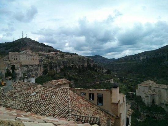 Hotel Convento del Giraldo: Vistas desde la buhardilla