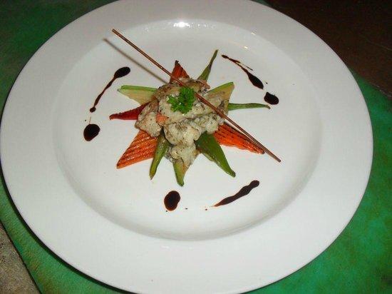 Fine Dining by Saman Villas: Chef's Special