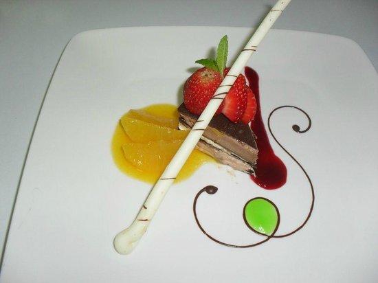 Fine Dining by Saman Villas: Dessert