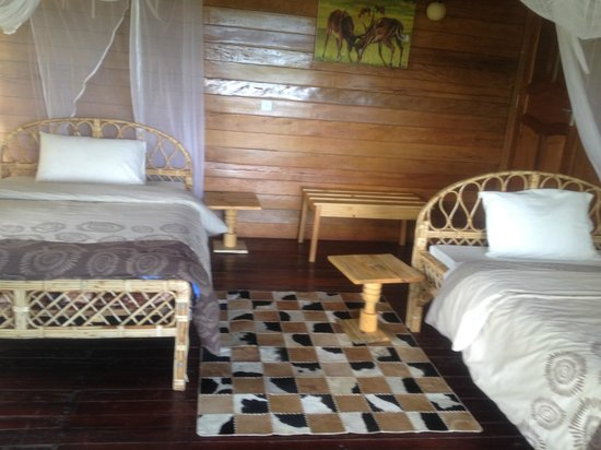 Mburo Safari Lodge: Impala Twin Cottage