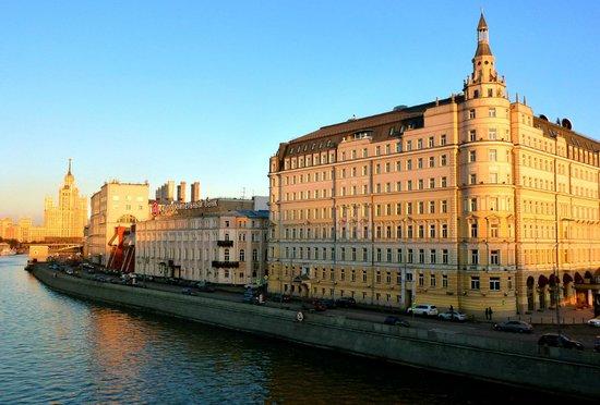 Hotel Baltschug Kempinski Moscow The