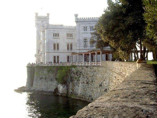 Castello di Miramare - Museo Storico : Castello di Miramare