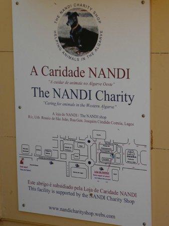 Nandi Charity Shop: Nandi Charity