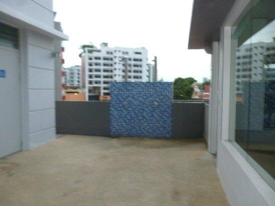 Foto de Parc Sovereign Hotel - Albert St., Singapur: duchas, zona ...