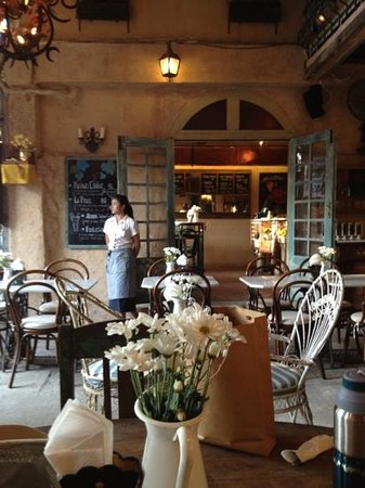 Kebun Bistro: Such Imagination